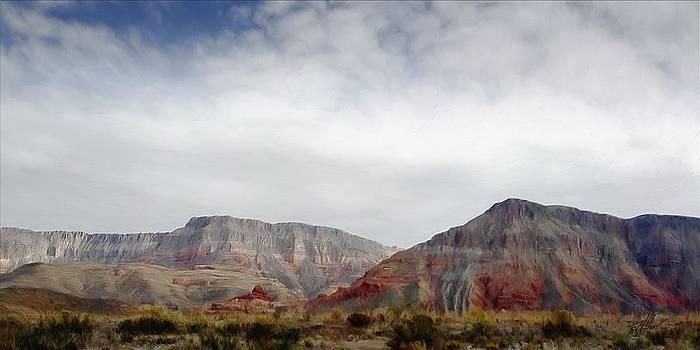 Near St. George Utah by Forest Stiltner