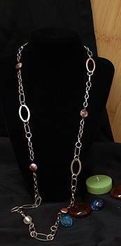 Necklace A5 by Karissa Bishop