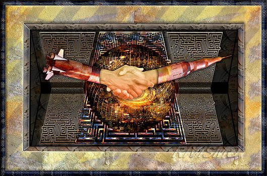 Negociacion by Ramon Rivas - Rivismo