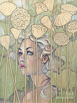 Nelumbo by Fay Helfer