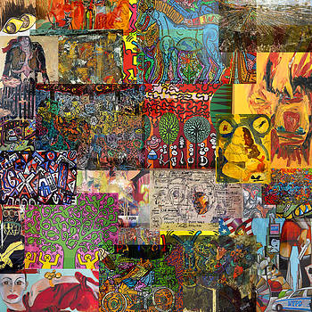 Neo-expressionism 1970s and 1980s by Anders Hingel