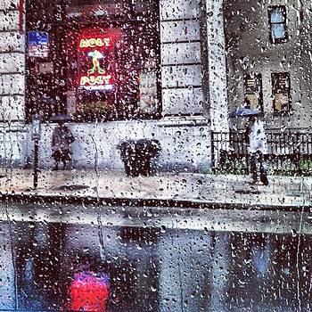 Neon and Rain by Toni Martsoukos