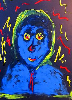 Neon Nerd by Darryl Kravitz by Darryl  Kravitz