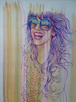 Nervous Laugh by Lucas Salgado