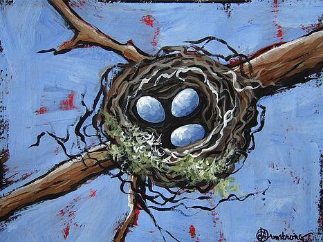 Nest by Denise Armstrong