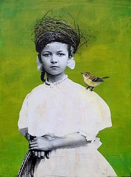 Nesting Series VIII by Susan McCarrell