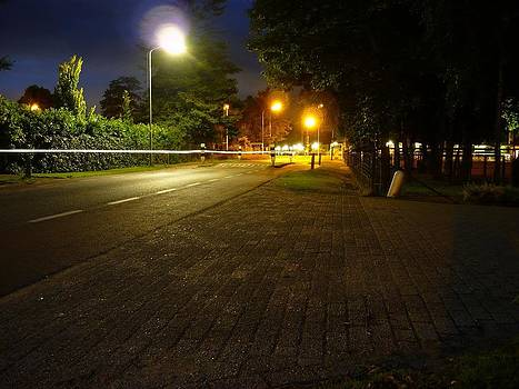 Netherlands Night by Peter Berdan