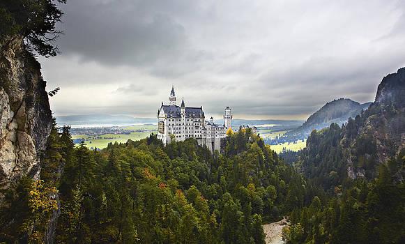Neuschwanstein Castle Germany's Sleeping Beauty by Marc Henderson