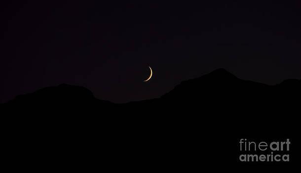 Jon Burch Photography - Never Summer Range Moonset