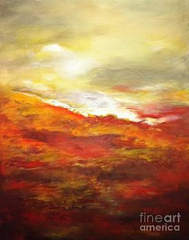 New Beginnings by Marina Hanson