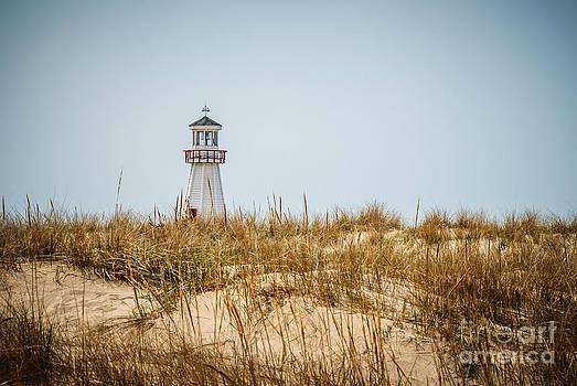 Paul Velgos - New Buffalo Lighthouse in New Buffalo Michigan
