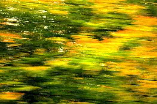 New England Abstract 3 by Patrick Derickson