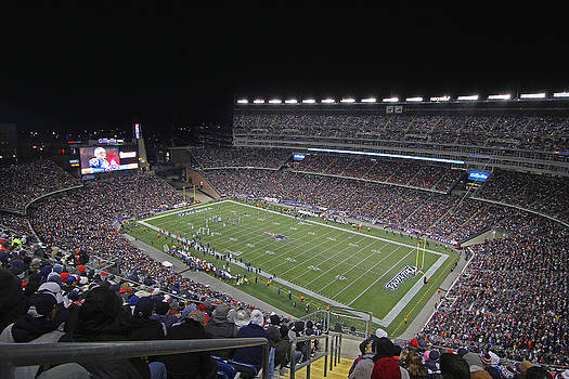 Juergen Roth - New England Patriots and Tom Brady