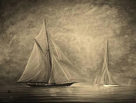 New Horizons by Joseph   Ruff