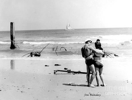 New Jersey Shore  1964 by   Joe Beasley