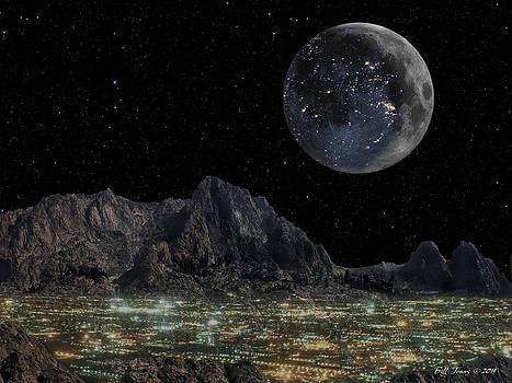 New Moon by Bill Jonas