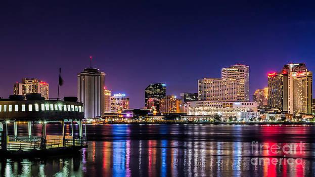 Kathleen K Parker - New Orleans at Night