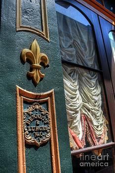 New Orleans Fleur-De-Lis by Timothy Lowry
