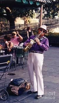 John Malone - New Orleans Musician