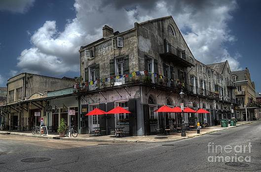 New Orleans near French Market by Timothy Lowry