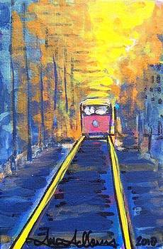 New Orleans Streetcar by Mitchell McClenney