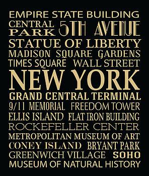 Jaime Friedman - New York Attractions