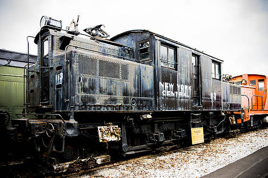 New York Central Railroad by Courtney DeGregorio