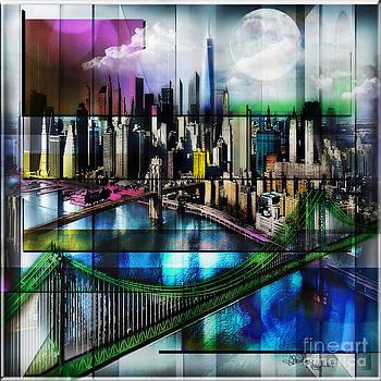 New York by Christine Mayfield