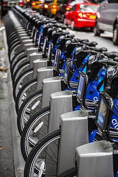 Karol Livote - New York City Bikes