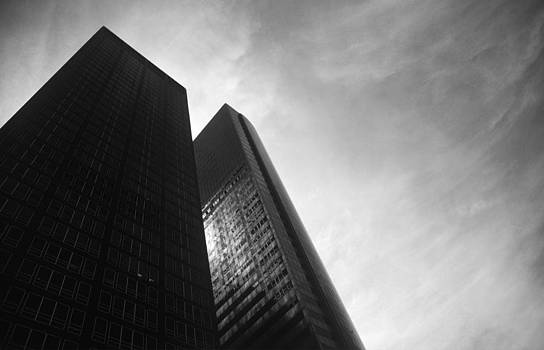 New York City Buildings by Henrique Souto