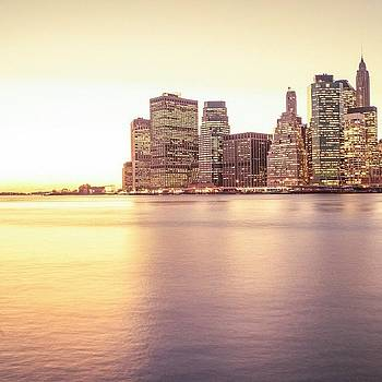New York City Is Magical During The by Vivienne Gucwa