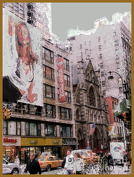 New York City by Jack Gannon