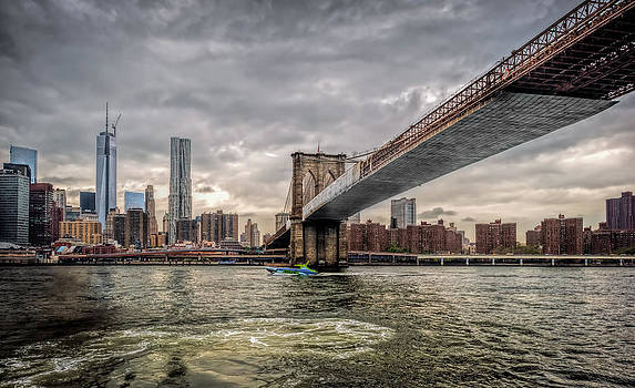 New York City by Linda Karlin