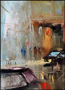 New York by David Figielek