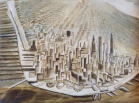 New York by Egidio Graziani