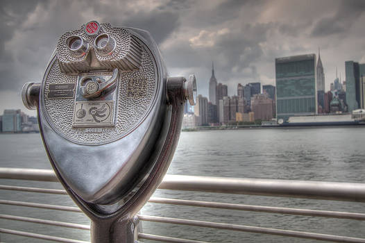 New York HDR II by Amador Esquiu Marques