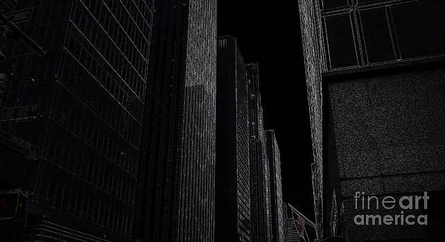 New York by Nancie DeMellia