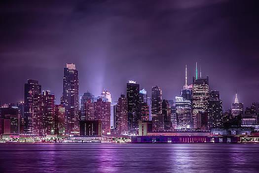 New York Nights by Linda Karlin