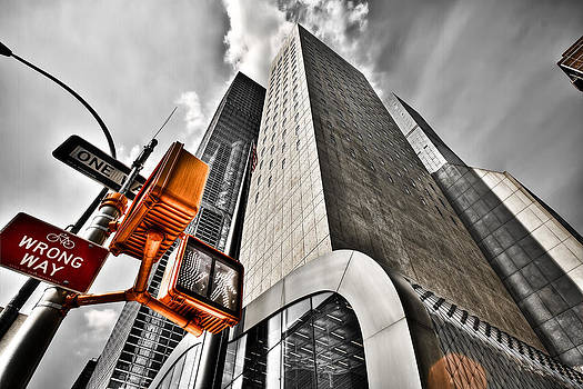New York ONU Hdr Building III by Amador Esquiu Marques