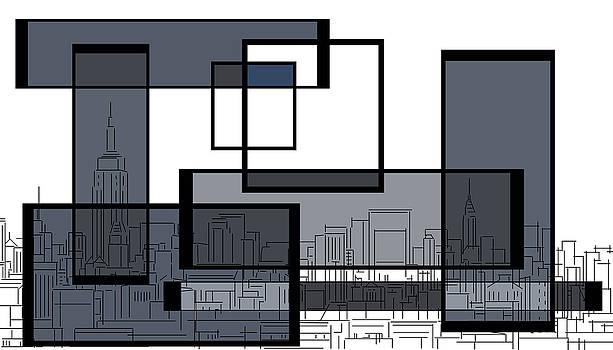 Ben Van Rooyen - New York Skyline