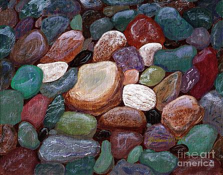 Barbara Griffin - Newfoundland Beach Rocks 2