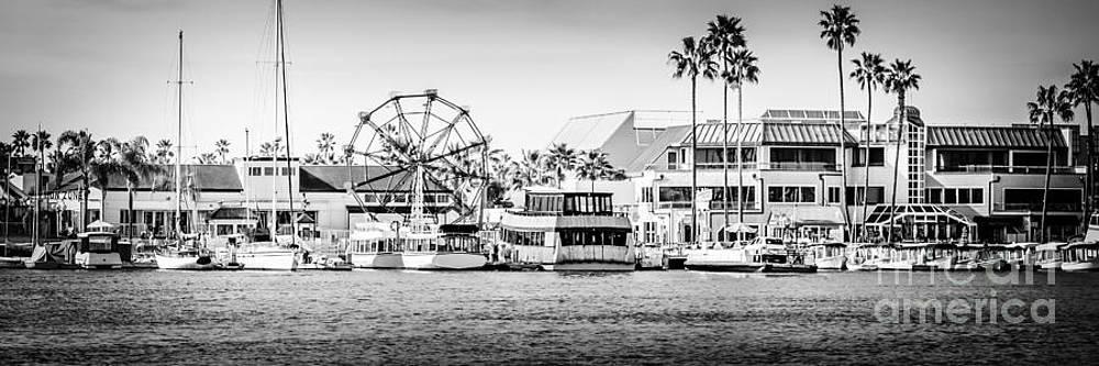 Paul Velgos - Newport Beach Fun Zone Panoramic Photo