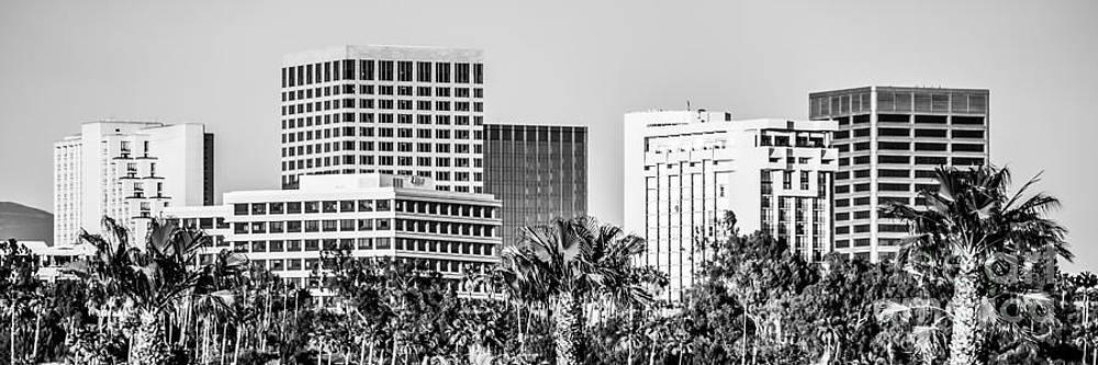 Paul Velgos - Newport Beach Skyline Panoramic Picture