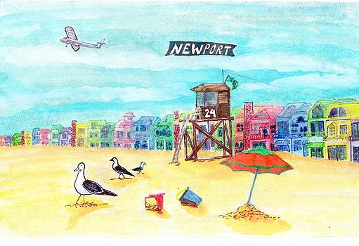 Newport by Catherine Saldana