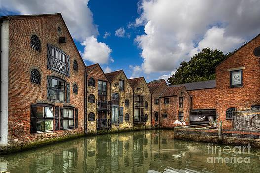 English Landscapes - Newport Quay