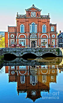 Newry Town Hall by Tony Black