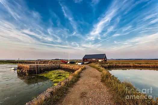 English Landscapes - Newtown Quay