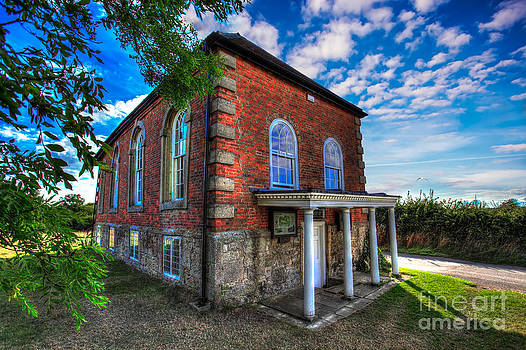 English Landscapes - Newtown Town Hall