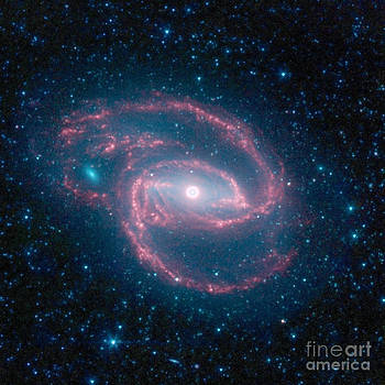 Science Source - Ngc 1097-Caldwell 67-Barred Spiral