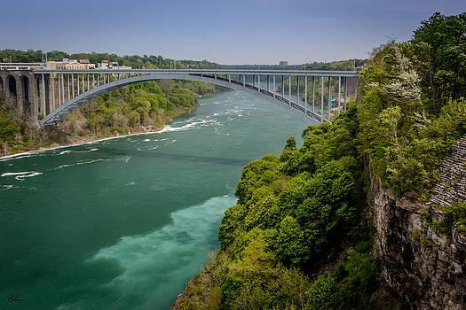 Niagara Canada to NY by Pat Scanlon